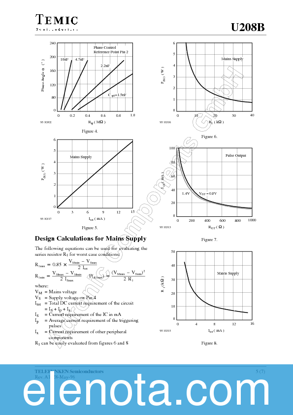 UB Datasheet(PDF) - TEMIC Semiconductors